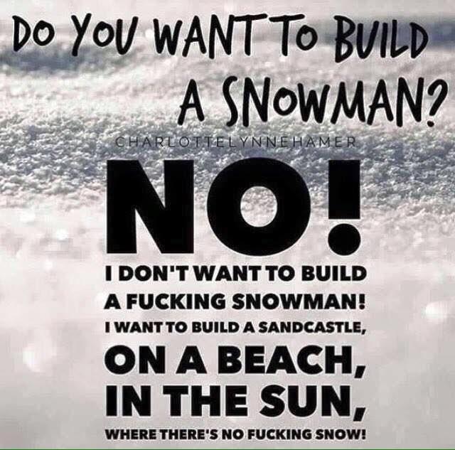 Snowing again...!!! 😡😡😡 #snowday