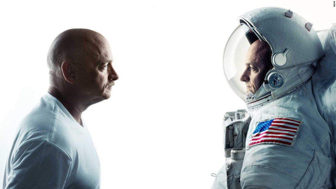 7% of astronaut Scott Kelly's genes did not return to normal after his return to Earth two years ago, according to preliminary results from NASA's Twins Study https://t.co/aG3DcfsEIE