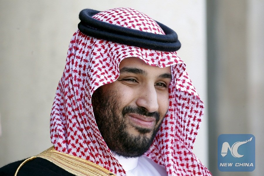 Ya gē ge, extortion and blackmail of rich cousins can hardly be classified as Saudi 'economic diversification'.