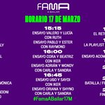 #FamaABailar17M