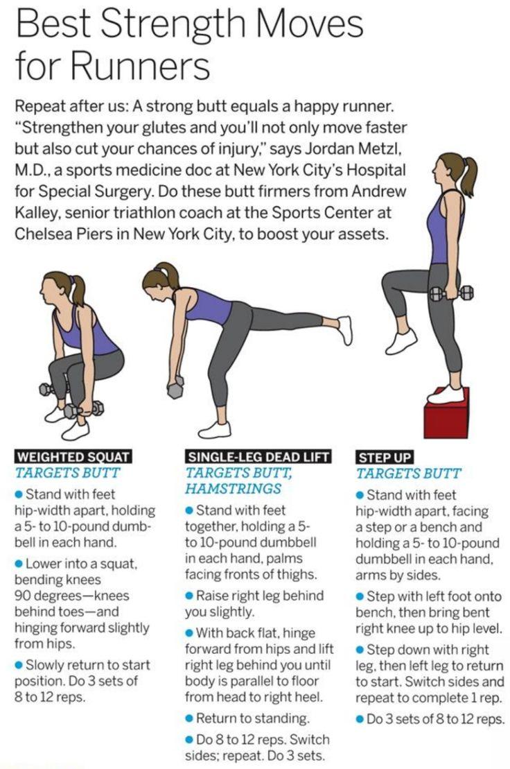 RT Best strength moves for runners ➡ https://t.co/MXawntZsgX https://t.co/HJCxczSE8w #health #well
