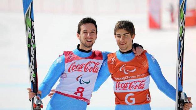 #Paralimpiadi, secondo oro per l'Italia: #Bertagnolli-#Casal trionfano nello slalom speciale https://t.co/TCVXo2BTW8