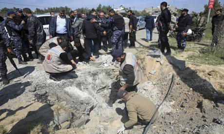 Desolation in #Gaza https://t.co/NjYsquLsii