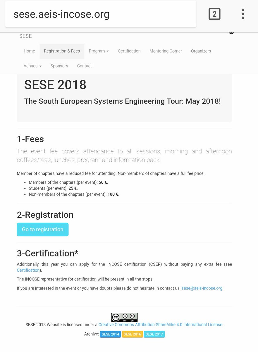 Aeis On Twitter Sese Systems Engineering Take Your Seat And