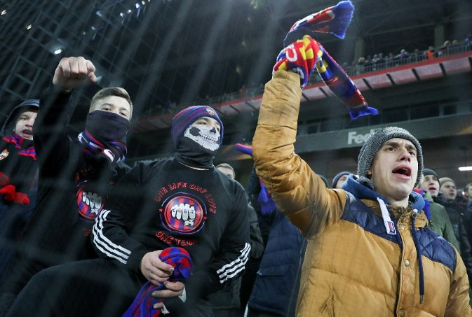 Arsenal liaising with Foreign Office about security for travelling fans ahead of CSKA Moscow clash |@johncrossmirror https://t.co/BYkv051GUs