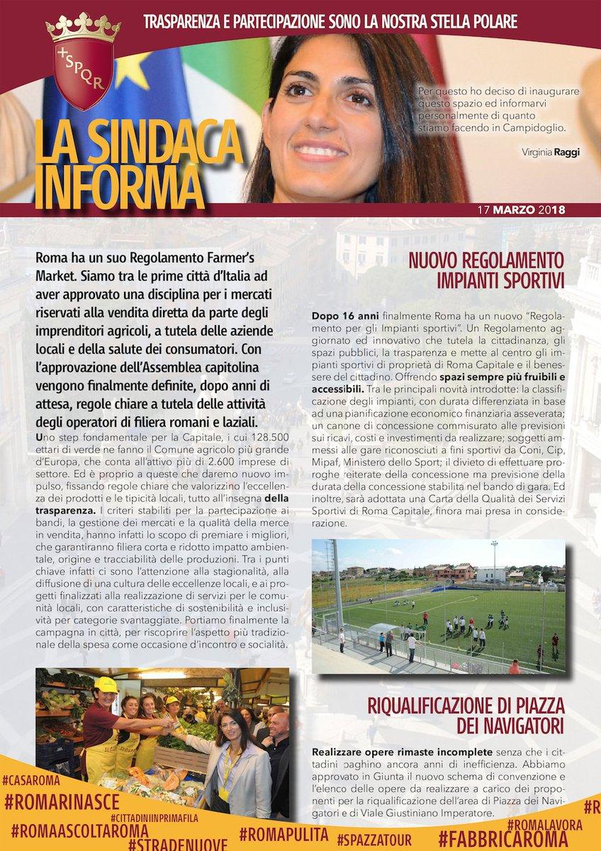 #LaSindacaInforma Numero 66 lo trovi qui: comune.roma.it/web/it/la-sind…