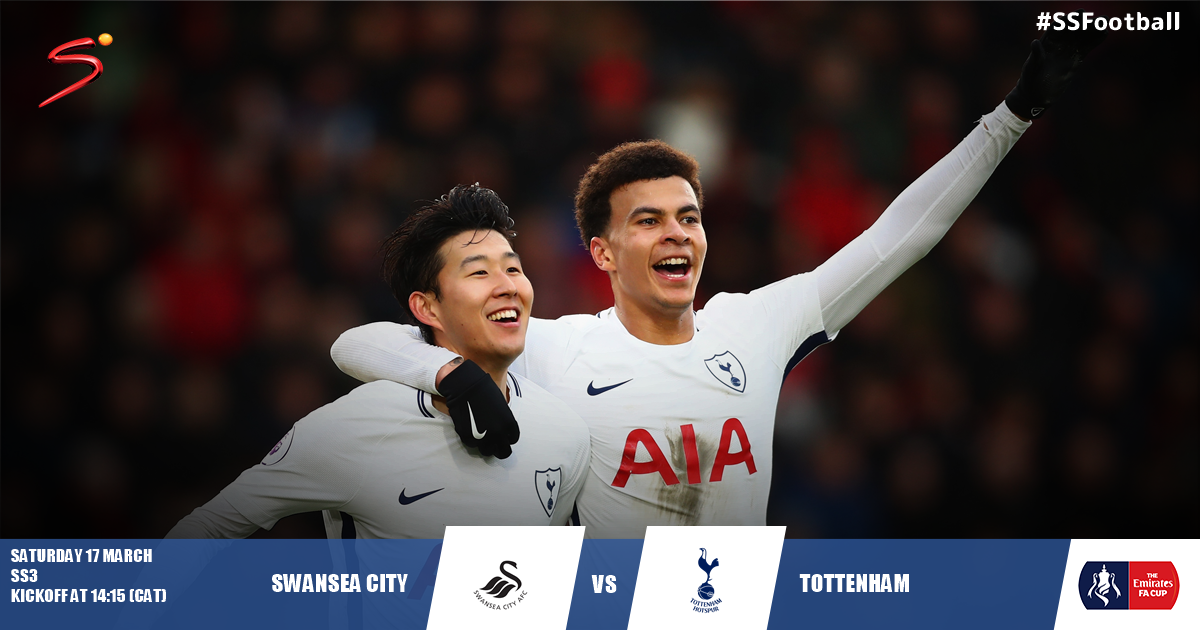 Can Son Heung-min step up and deliver for Spurs in the #EmiratesFACup this afternoon with Harry Kane out until next month?