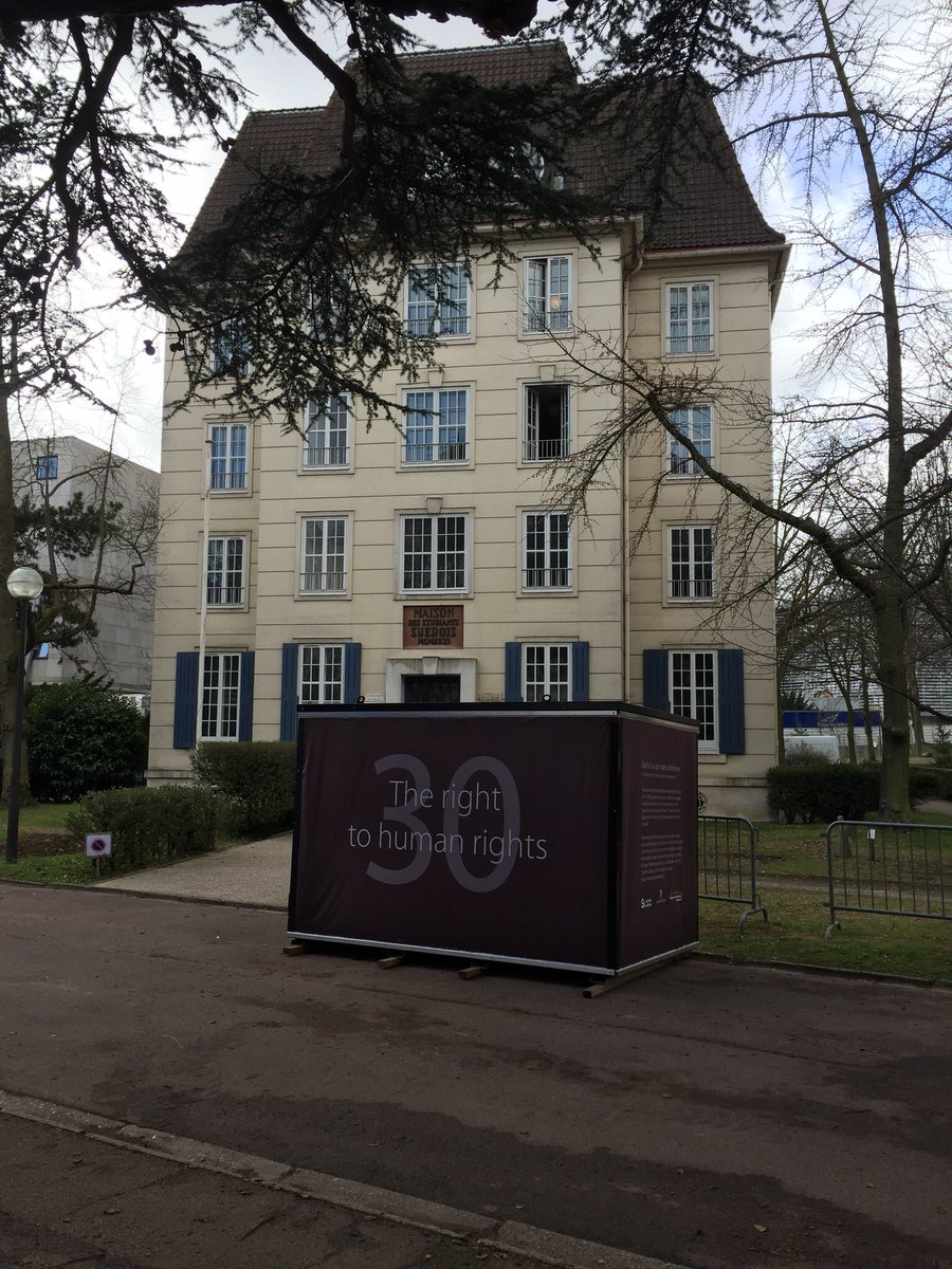"""La Maison De La Suede maison de la suède on twitter: """"le cube des droits de l"""