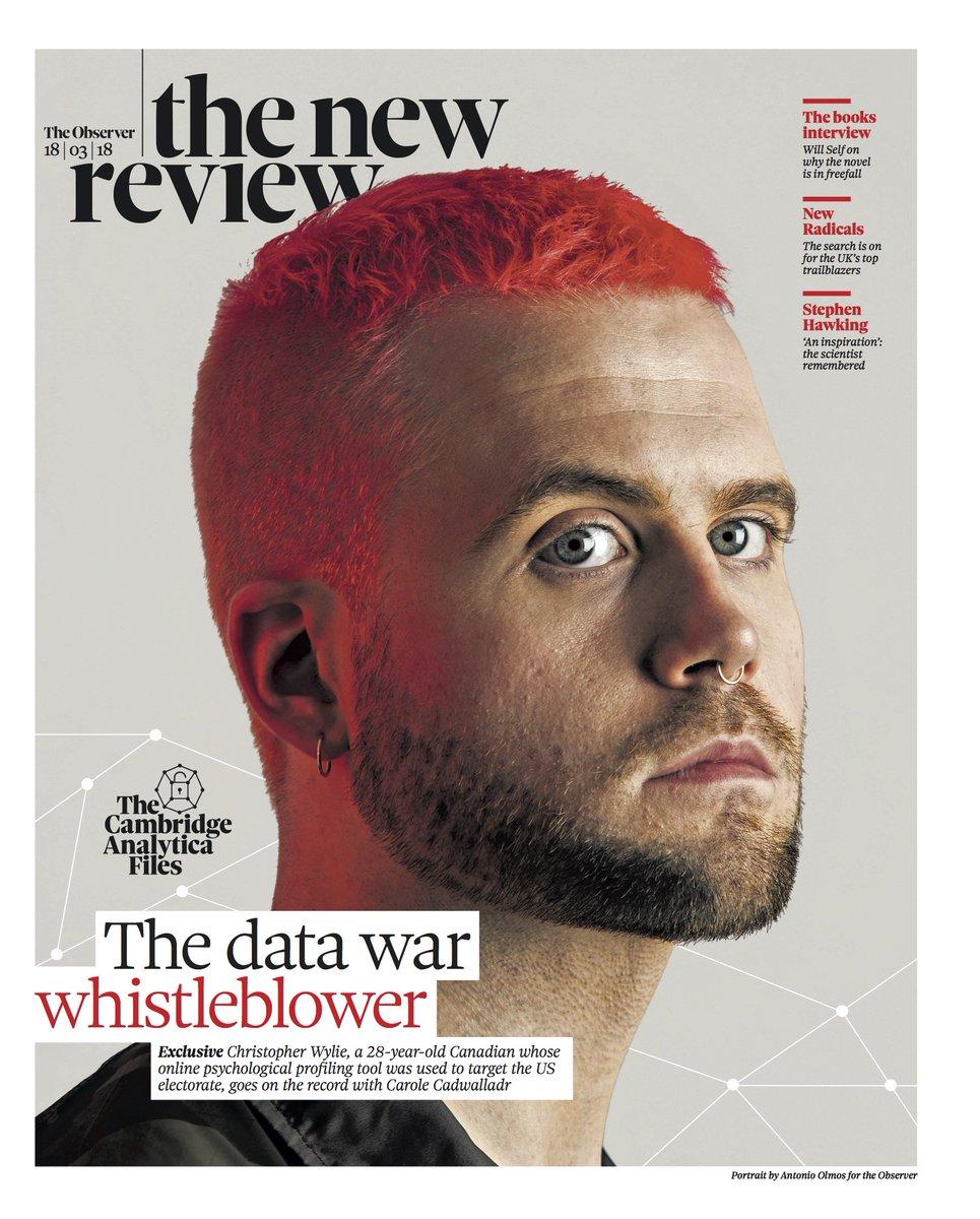 Christopher Wylie, người đứng ra tố cáo vụ bê bối lịch sử của Facebook là ai?