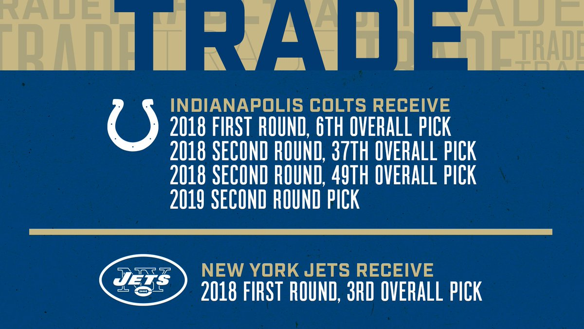 Pleasure doing business with you, @nyjets!