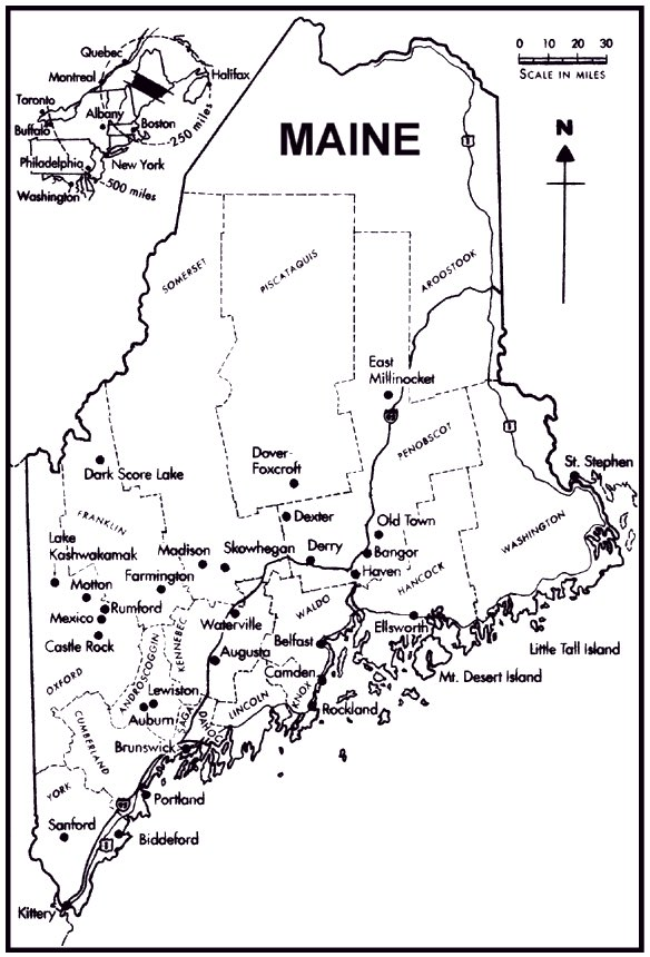 Stephen King Map Of Maine.Club Stephen King On Twitter Discover The Map Of Stephenking