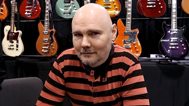 Happy Birthday, on your 51st! Have an awesome day!  Billy Corgan (from Smashing Pumpkins) - XES SALUTES you!