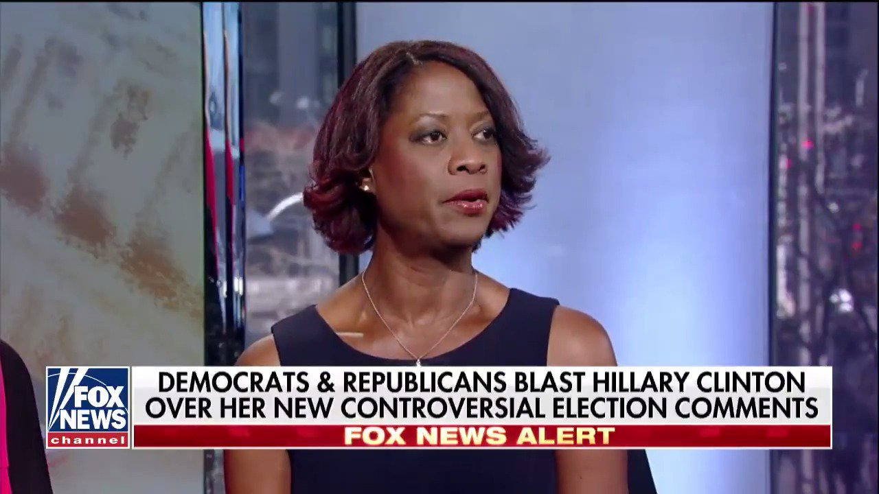 .@deneenborelli: '[@HillaryClinton] says she's a champion of women but her actions and her words speak otherwise.' https://t.co/1yJGatjuVB