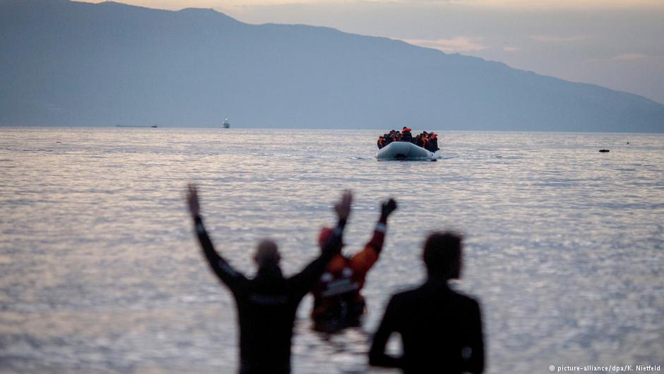 Boat capsizes off Greece's coast leaving 16 migrants dead, including 6 children https://t.co/vb7sGRuEpg