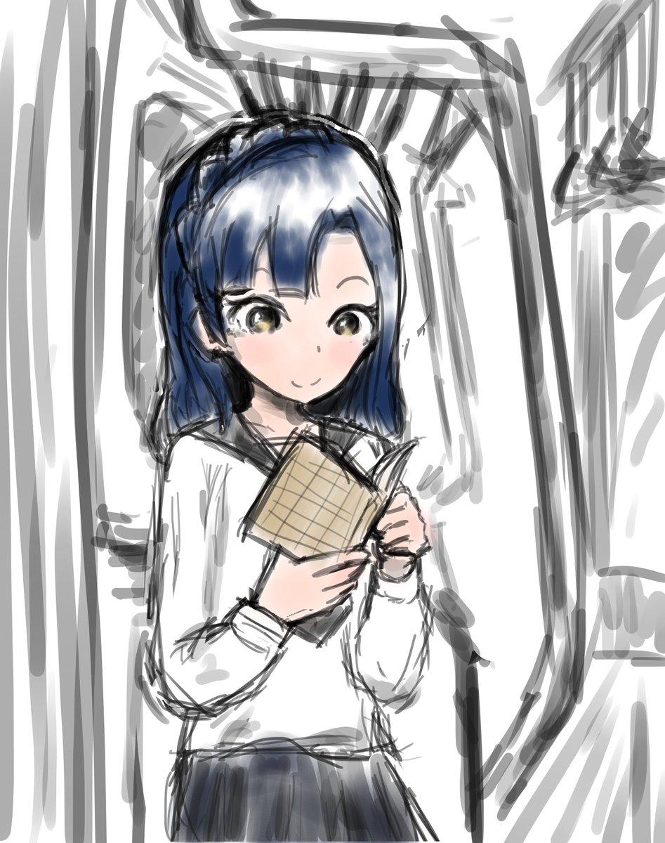 おめでと~ #七尾百合子生誕祭 https://t.co/ybDSVgG6Rl