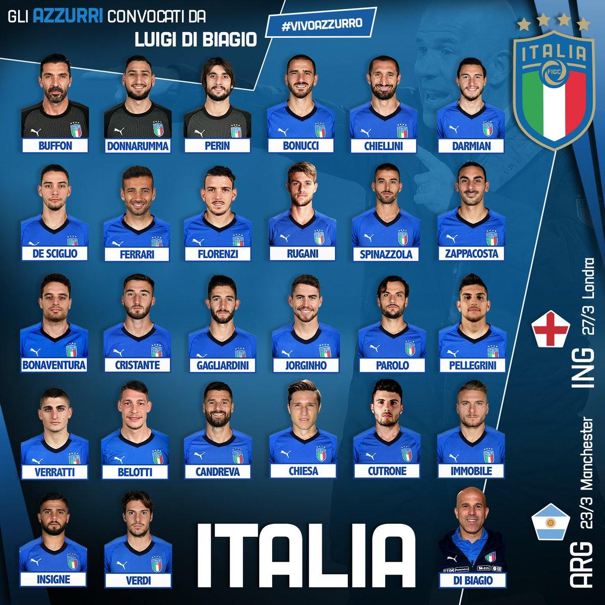 "ÉQUIPE D'ITALIE de football ""la Nazionale"" ""la squadra azzura"" - Page 5 DYf8UtDW0AYnulN"
