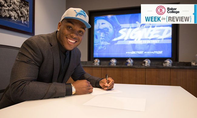 WEEK IN REVIEW: #Lions add to roster via...