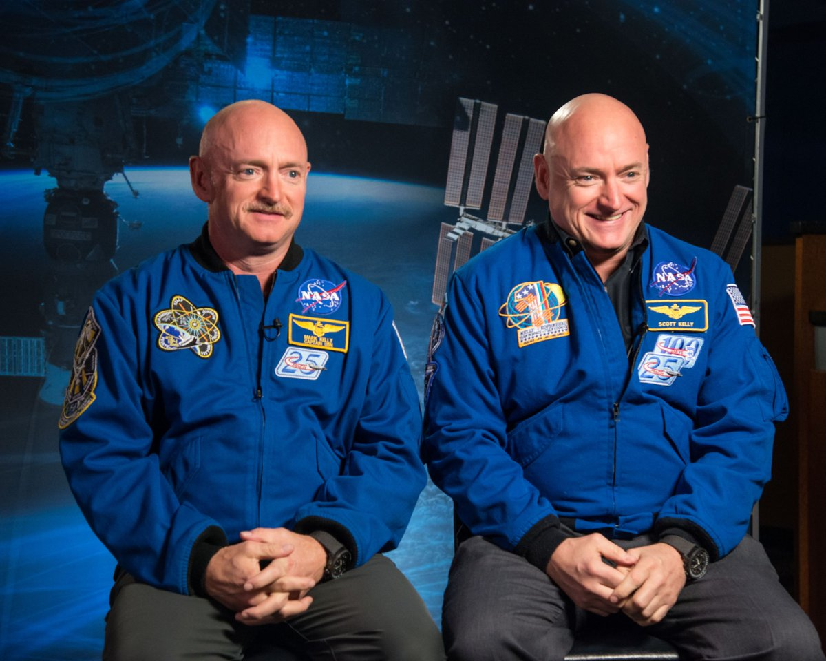 No, space did not permanently alter 7 percent of Scott Kelly's DNA https://t.co/wpOJNhdEj9