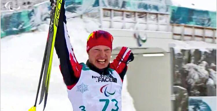 BREAKING   Prince Edward Island's @markarendz will carry the flag for 🇨🇦Canada at the Paralympics closing ceremony.  Arendz won FIVE medals for Canada at the #Paralympics — he medaled in every event he competed in. Gold, silver, three bronze.