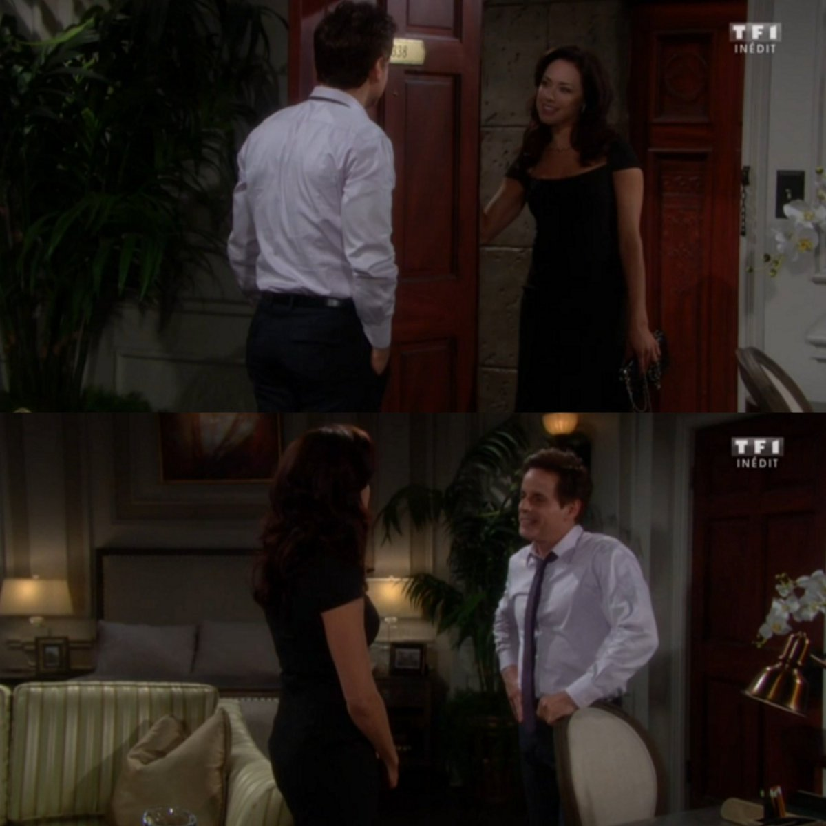 INCROYABLE SCENES DANS LES FEUX DE LAMOUR ! Wonderful, Amazing Moving and Memorable. The best scenes of all episodes with @CJLeBlanc @MyLindseyMcKeon #YR #YR45 #lesfeuxdelamour #France