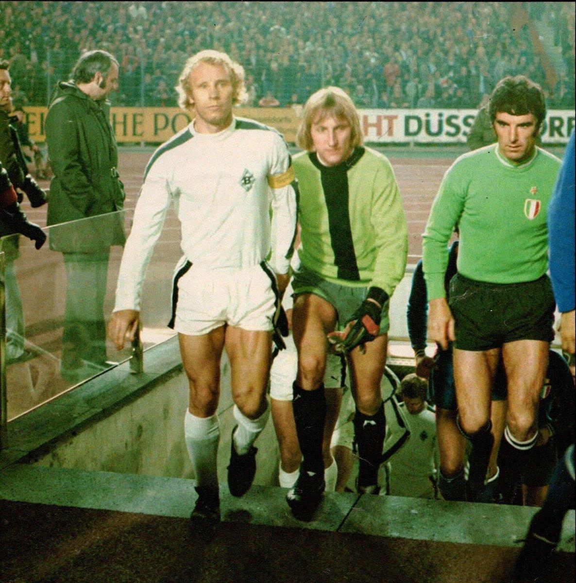 #BertiVogts #WolfgangKleff and #DinoZoff...