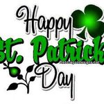 Image for the Tweet beginning: Happy St Patrick's Day to