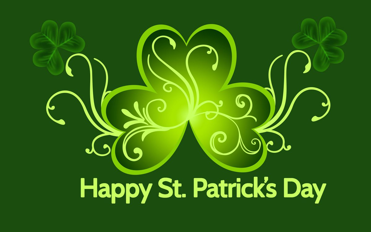 3bebe37a Happy St. Patrick's Day, all the members of the NYPD continue to be Blessed  and brought home safely.pic.twitter.com/Yt2L7j2ohN