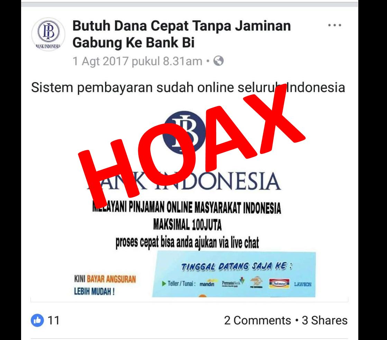 Bank Indonesia On Twitter Sobatrupiah Hati Hati Atas Penipuan