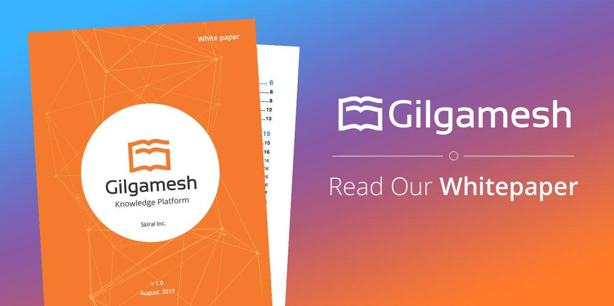 Gilgamesh Platform Gilplatform  Twitter