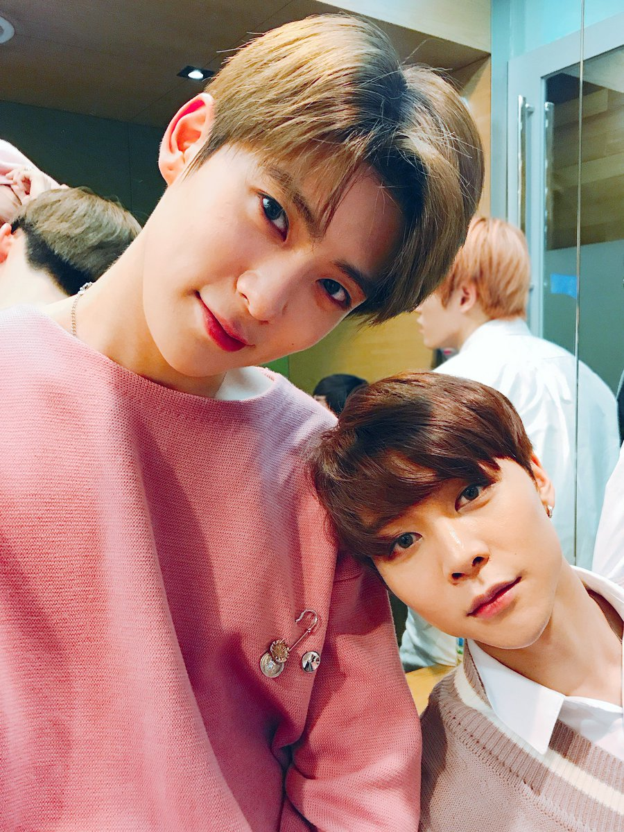what nctzen see vs what ty stan see http...