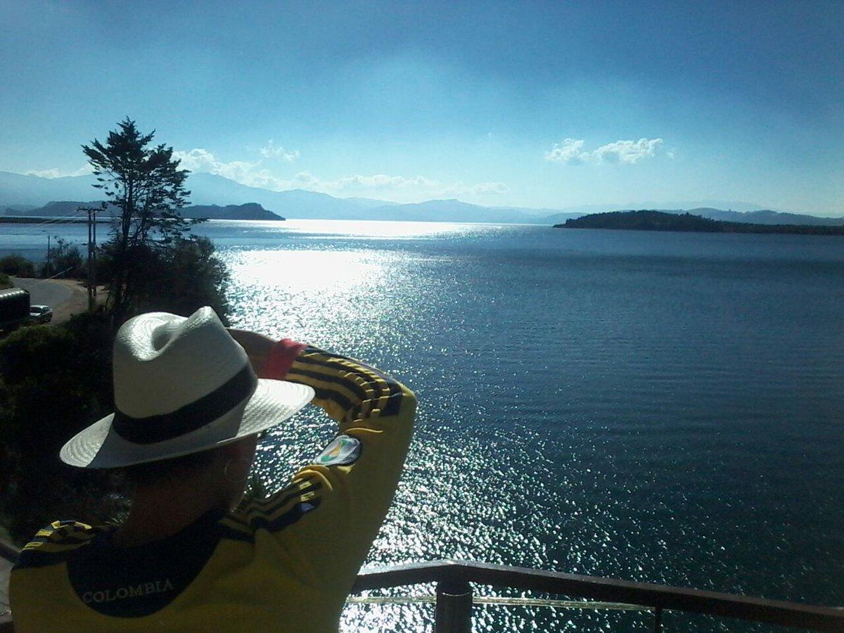 Lago de Tota Aquitania Boyaca https://t....