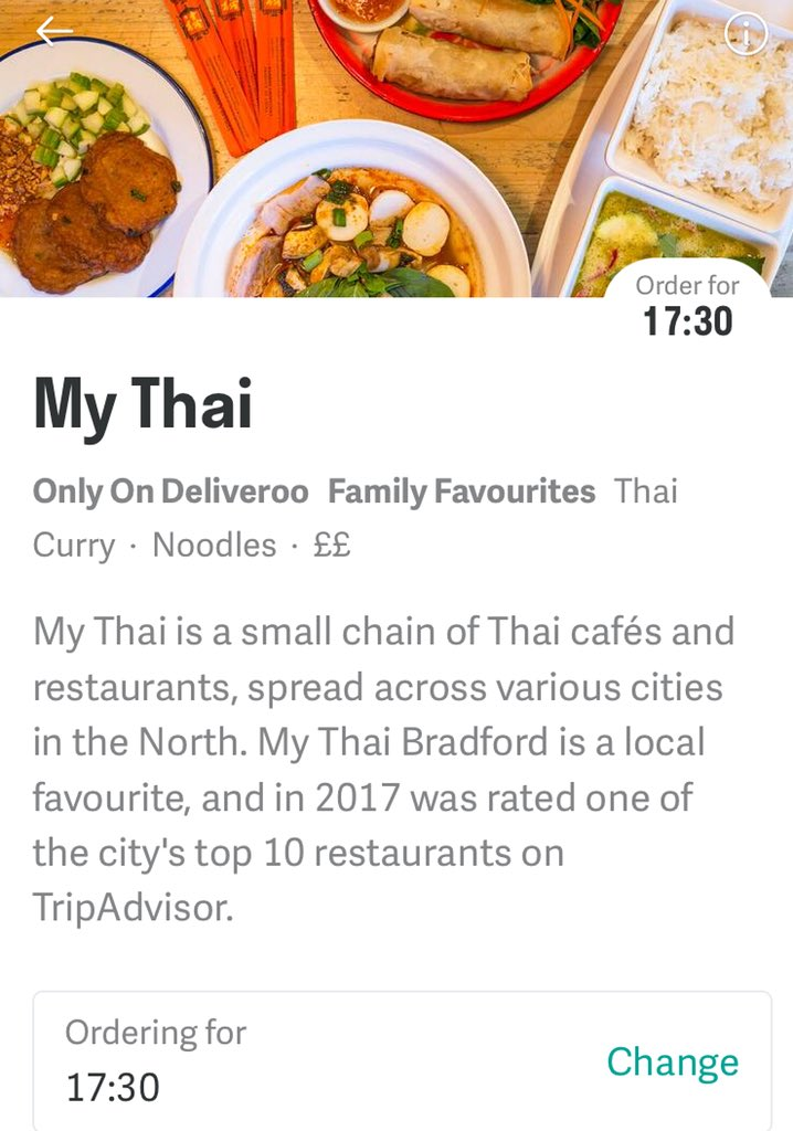 Mythairestaurants On Twitter My Thai Restaurant Bradford