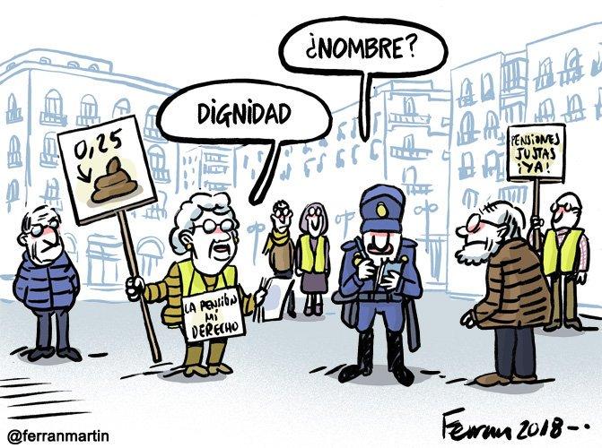#PensionesDignas #17MarzoYoVoy #PensionsDignes