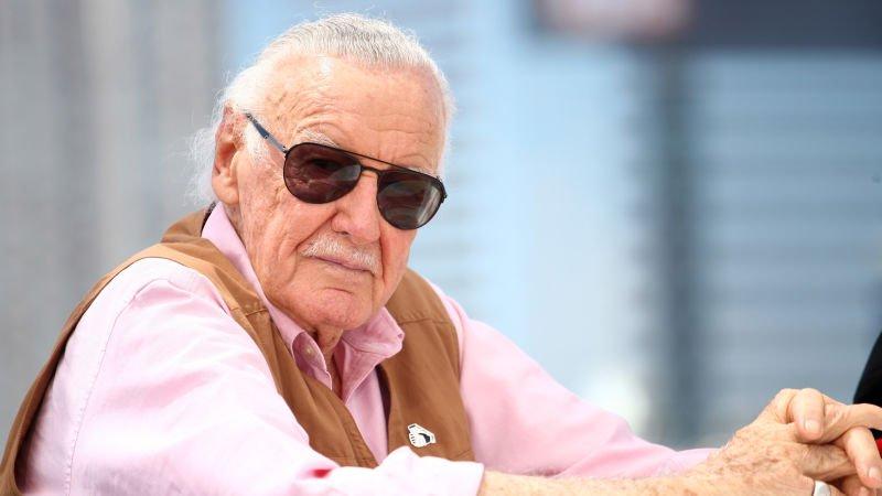 Report: things aren't going so well for Stan Lee https://t.co/FbBMf0sxmO https://t.co/bT8ot83YKA