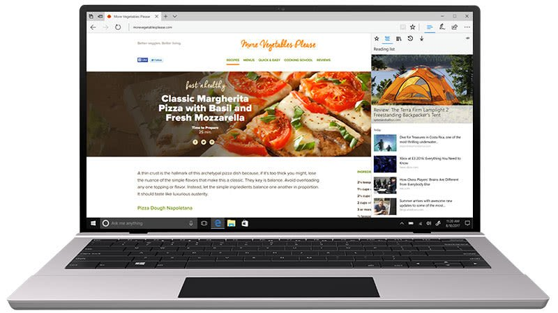 Microsoft's Edge Browser Could Soon Be Harder to Ignore in Windows 10 https://t.co/Se8PNMcq4b