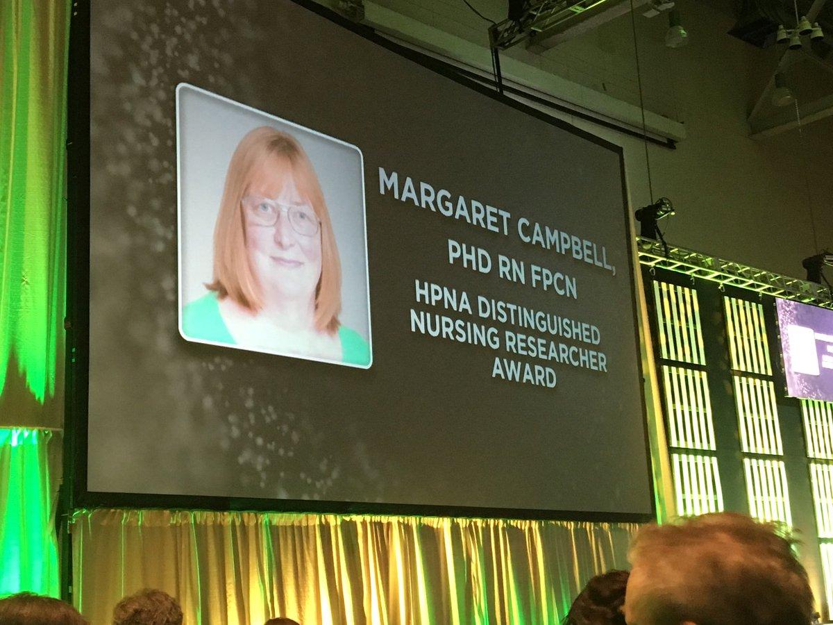 Hpna hpnainfo twitter hpm18 hpnainfo congratulations to margaret campbell on the hpna award for distinguished nursing researcherpicitterb74qlvpifi 1betcityfo Images