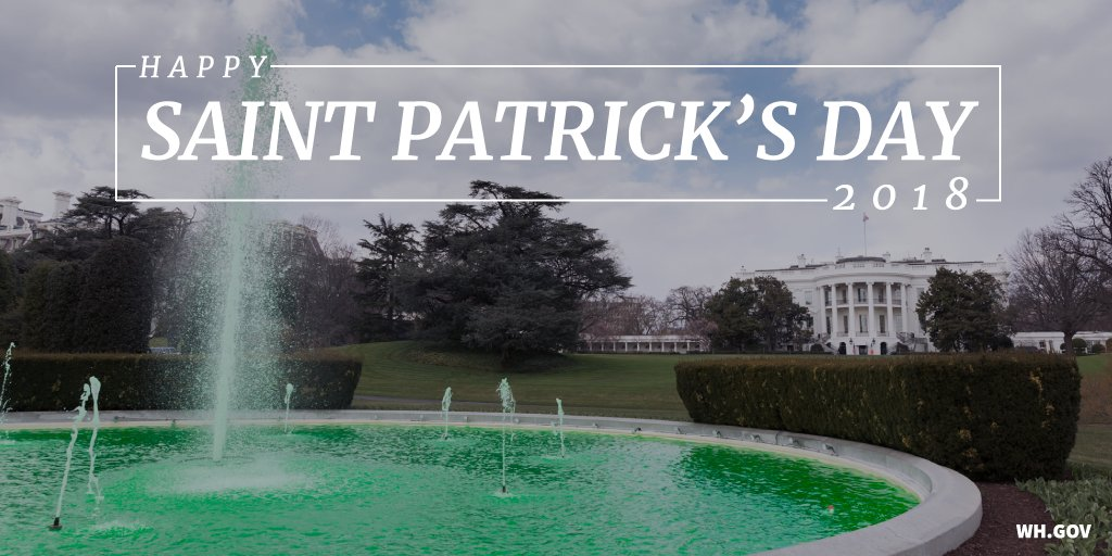 Happy Saint Patrick's Day! https://t.co/...