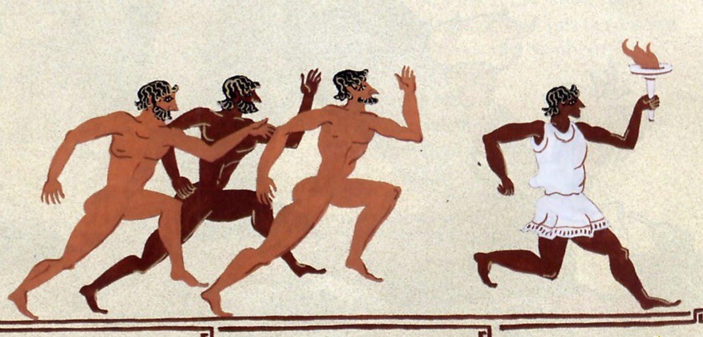 Картинки олимпийских игр в греции