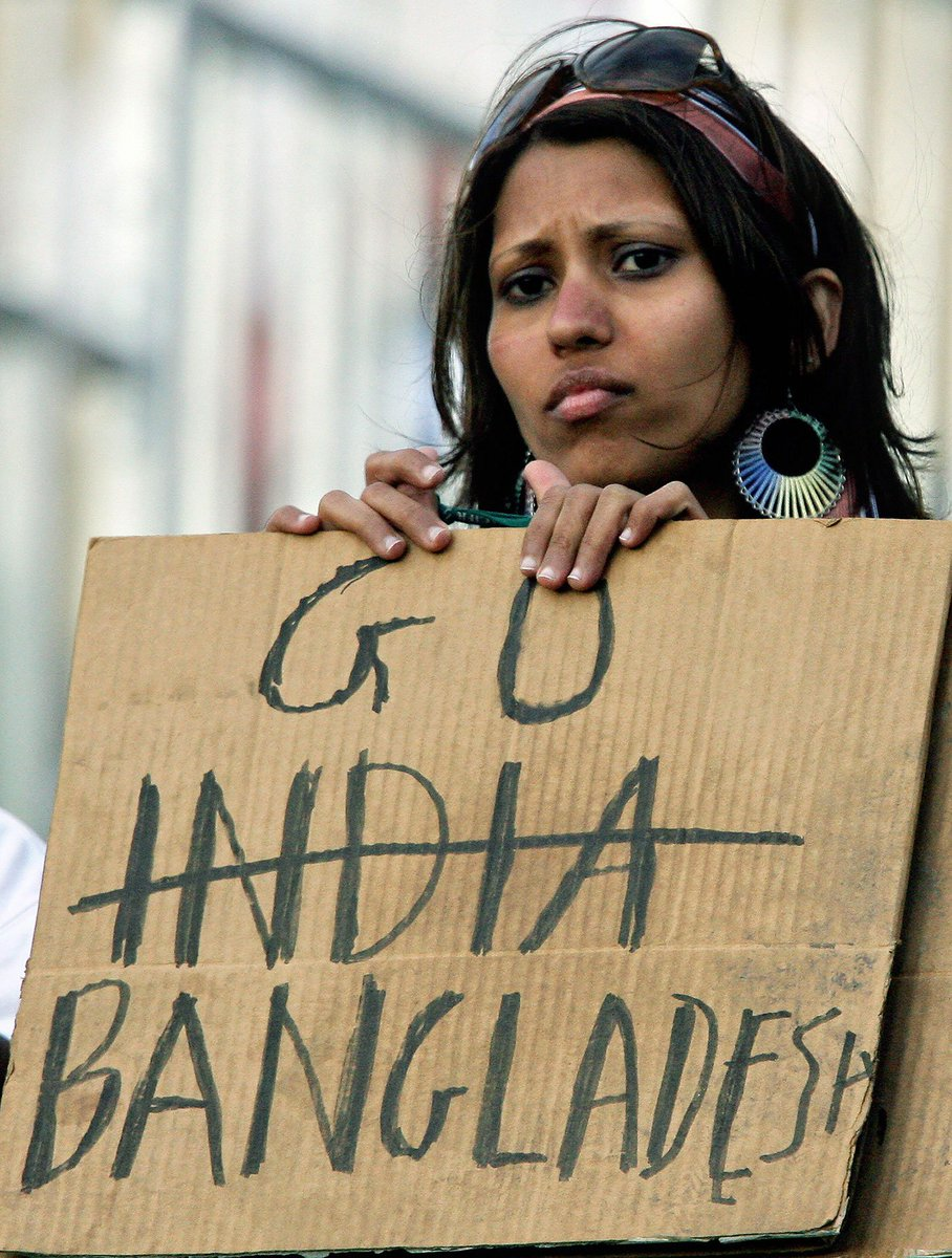 #OnThisDay in 2007, Bangladesh upset the...