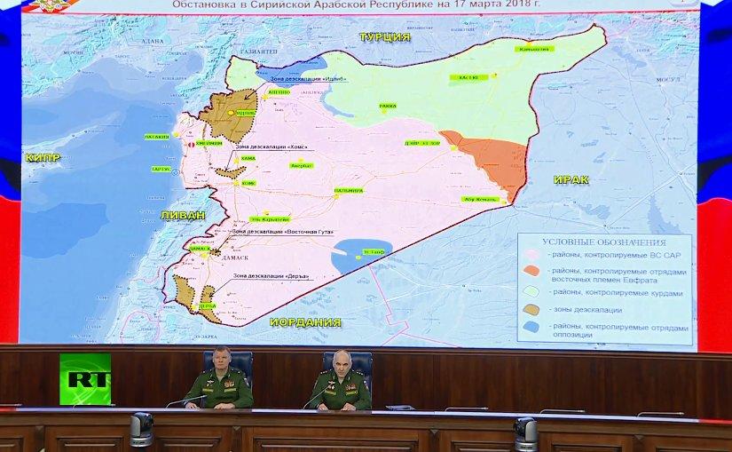 США готовят удар по Дамаску