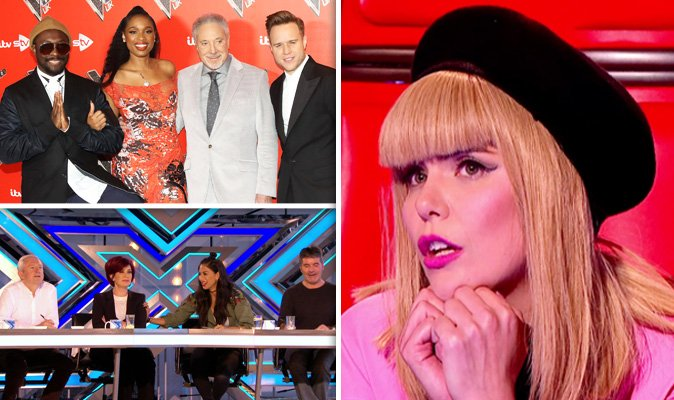 Paloma Faith reveals the one thing which sets The Voice UK apart from X Factor... and her answer might surprise you https://t.co/irkMyYHF20