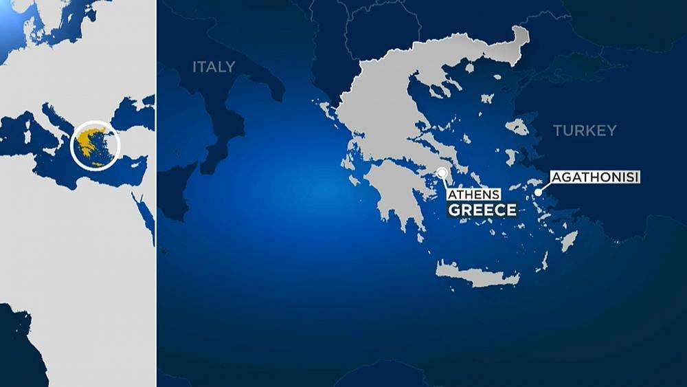Mindestens 16 Flüchtlinge vor Griechenland ertrunken https://t.co/HNWXOyO3LQ