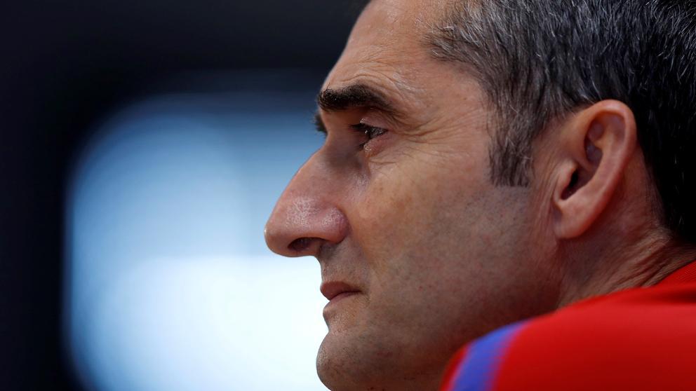 """Valverde: """"Hubiera firmado con sangre es..."""