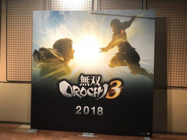 【期待大】『無双OROCHI3』2018年発売決定! https://t.co/edDrK7gl5a  公開されたビジュアルには趙雲と真田幸村が対峙。7年ぶりのナンバリングタイトルに期待が高まります。