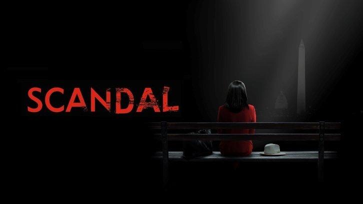 Scandal - Episode 7.18 (Series Finale) - Production Wraps, Featurette + Title Revealed  spoilertv.com/2018/03/scanda…