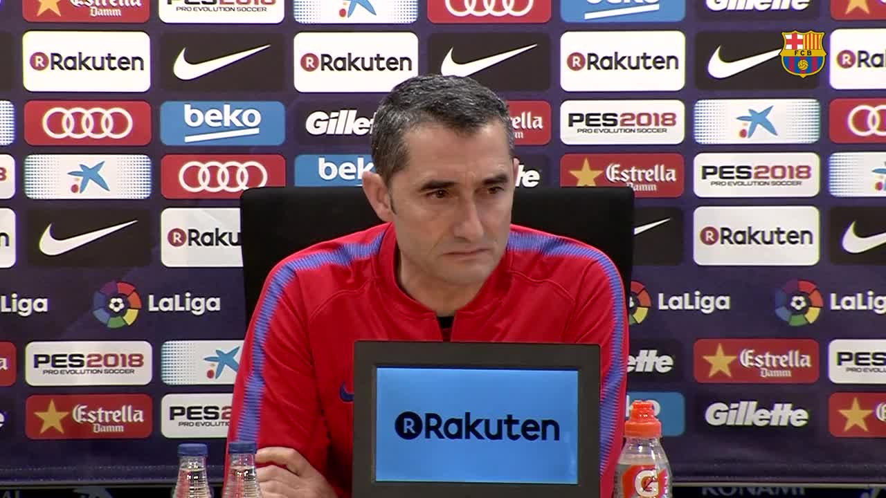 The Barça manager sizes up the situation heading into Sunday's clash against his former team. #BarçaAthletic https://t.co/ddTTKSIC1S