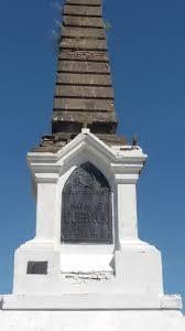 Homenaje a Batalla de Tres Arboles suspendido por lluvia. Seguramente se fije para semana que viene.