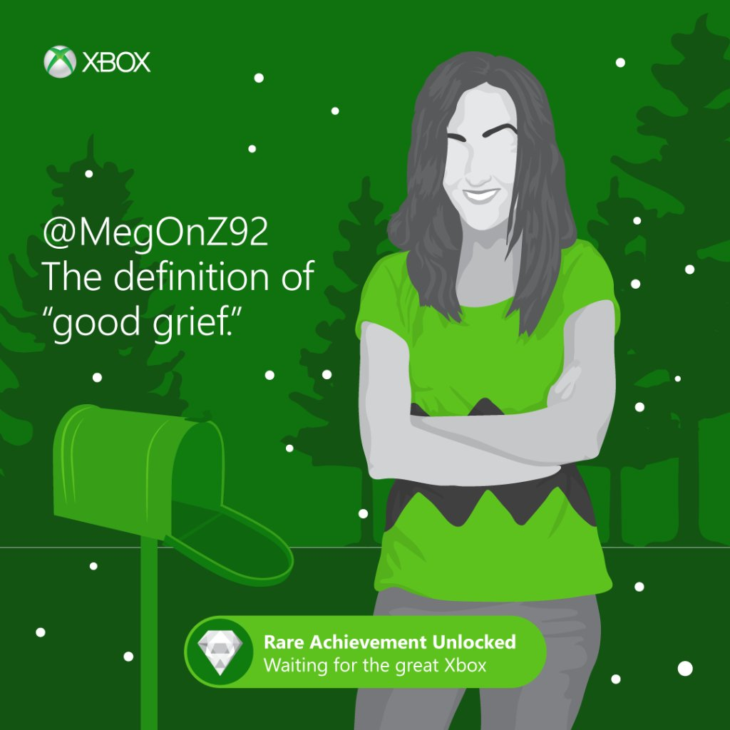 Well, good things do come to those who wait. #Xbox https://t