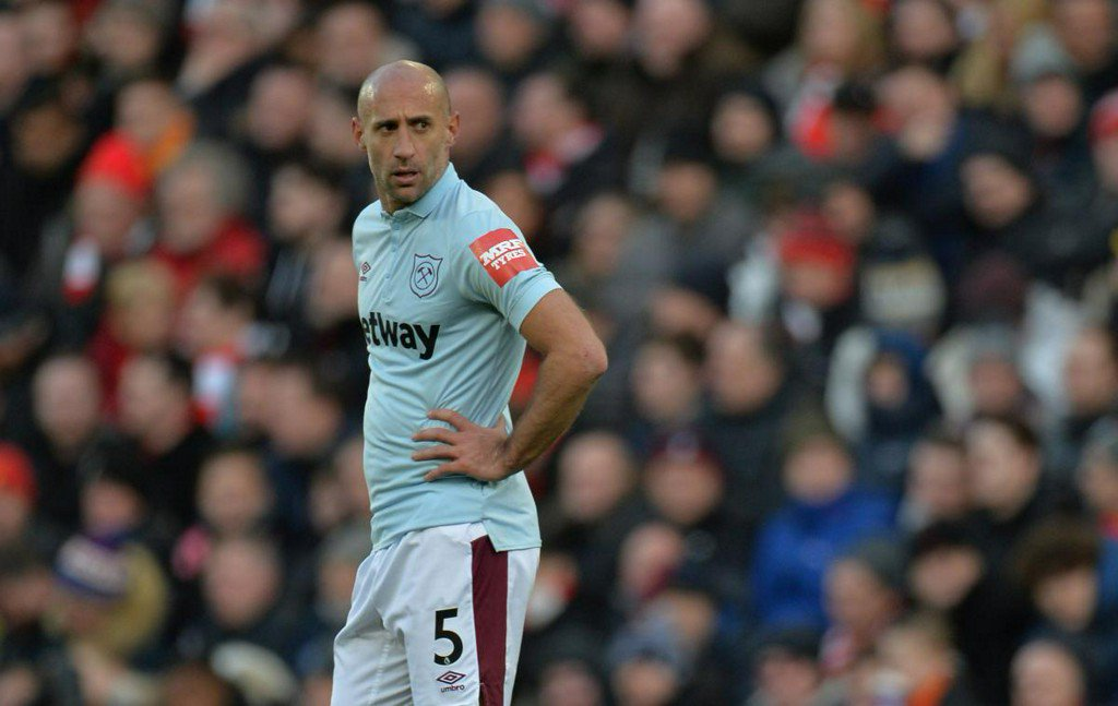Zabaleta calls for unity as West Ham prepare for tough finish https://t.co/SXSgqRYr5E https://t.co/5Fatxevimj