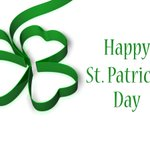 Good wishes and warm thoughts for your #StPatricks...